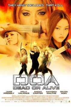 26 Best Doa Dead Or Alive 2006 Images Doa Dead Movies