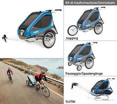 Carrozzina multifunzionale Thule Chariot Captian 2 http://www.altoadige-shopping.it/info.php?cat=23&scat=270&prd=4675&id=13315