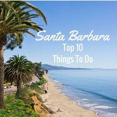 Santa Barbara Events Activities