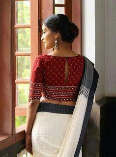 gorgeous blouse design