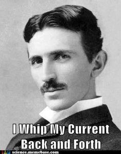 Nikola Tesla -- father of AC-DC current. Ethnic Serbian but raised n Croatia. Tom Edison screwed him, big time.