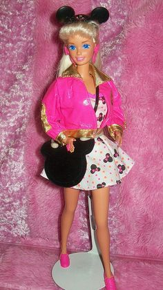 1994 Disney Fun Barbie