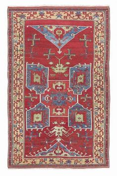 Turkish rug, 17th century