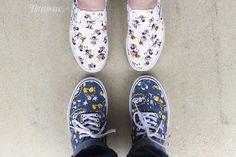 His and Hers Disney Vans