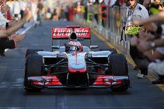 Automotive Engineering at it's best via formula1.com