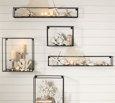Cube Display Shelves