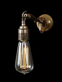 This Rehau industrial WALL LIGHTINGis designed and manufactured in Ireland, It looks fantastic when lit with Edison filament bulbs and is suitable for use in any modern industrial style interior. Vintage Industrial Lighting, Industrial Wall Lights, Vintage Wall Lights, Vintage Walls, Modern Industrial, Bathroom Ceiling Light, Bathroom Light Fixtures, Ceiling Light Fixtures, Lounge Lighting
