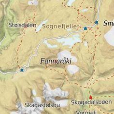 Tur-retur Sognefjellshytta-Fanaråken-Skogadalsbøen - Tur - UT.no