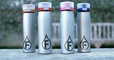 #Flavour #Bottle Makes Regular #Water Taste Like #Juice