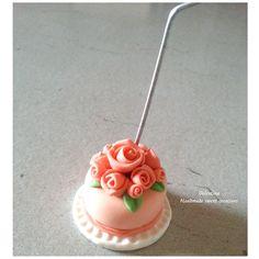 Mini wedding cake segnaposto matrimonio tortina, by Valentina Handmadesweetcreations, 3,50 € su misshobby.com
