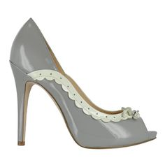 Genesis Women S Dress Shoes And Bridesmaid Shoes In Silver