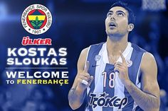 Fenerbahçe Sports Club Official Website #KOSTAS #SLOUKAS