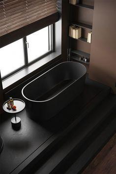 Home Building Design, Home Room Design, House Design, Interior Design Services, Home Interior Design, Interior Architecture, Luxury Home Decor, Luxury Interior, Dark Interiors