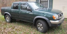 Used 2000 Nissan Frontier for Sale ($6,850) at Dahlonega, GA