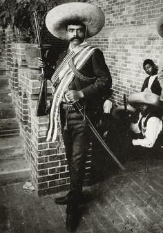 Emiliano Zapata Salazar - Mexican Revolution