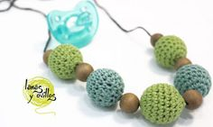 Tutorial Collar Lactancia Crochet