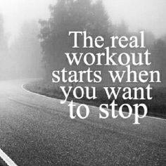 Workout Motivation: Beyond Running #ad