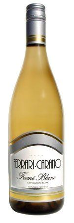 Top Shelf Ferrari Carano Wines - 2011 Fume Blanc | 2 Cookin' Mamas - A crisp white with flavors of citrus, pineapple and lime. Price: $12.99  Rating: 3.5/5 corks
