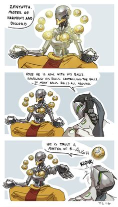 "spader7: ""  ""Zenyatta would later consider Genji to be one of his brightest pupils."" """