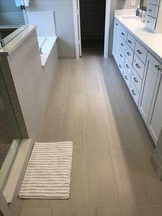 Herringbone Pattern Shower Floors Bathroom Remodel In Frisco - Bathroom remodel frisco tx