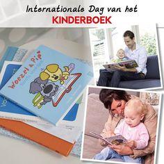 Vandaag is het de Internationale Dag van het Kinderboek!  Sinds 1967 wordt op 2 april de Internationale Dag van het Kinderboek gevierd met als doel de liefde voor het lezen te bevorderen en aandacht te vragen voor kinderboeken.   Bij Baby-Dump vind je de leukste kinderboeken voor de laagste prijs! Bestel jouw favoriete kinderboek nu op: https://www.baby-dump.nl/producten/boeken/1389/ #BabyandMother #BabyClothing #BabyCare #BabyAccessories