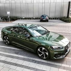 1,619 вподобань, 4 коментарів – StarsOnCars (@starsoncars) в Instagram: «Thoughts on this unique color ? ➖➖➖ Audi RS5 ➖➖➖ ➖➖➖ Technical Specifications: ➖➖➖ ⚙️2.9L…»