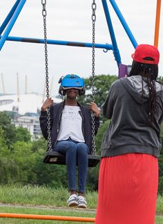 VR Playground at Greenwich | Thrill Laboratory