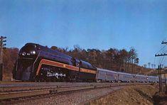 95 Southern Railway 4501 Authentic Railroad Sweatshirt