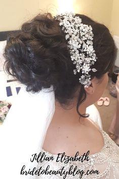fancy hair up, bridal hair, wedding hair Fancy Hairstyles, Wedding Hairstyles, Hair Wedding, Bridal Hair, Your Hair, Bride, Hair Styles, Blog, Beauty