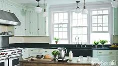 popular kitchen color cabinets 2017 - YouTube