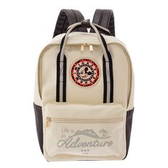 Mickey Mouse Life is an Adventure Backpack