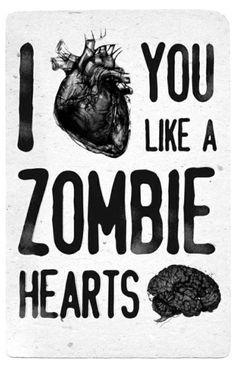 Fan Art of Zombie love for fans of Warm Bodies Movie 33188332 I Zombie, Zombie Prom, Zombie Apocalypse, Zombie Life, Zombie Wedding, Just In Case, Just For You, Warm Bodies, Walking Dead Zombies