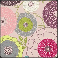 Avant Garden in Blush, Patricia Bravo, part of the Modernology collection