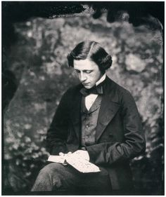 Lewis Carroll, aka Charles Dodgson, mathematician and Deacon in the Church of England.