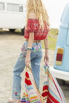 Go On An Adventure. Take A Gypsy Road Trip With Spell