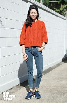 스트릿 웹진 & 오리지널 정품 스토어 :: 힙합퍼닷컴 Signature Korean street fashion. -Lily. #asianfashion #Korean #streetstyle