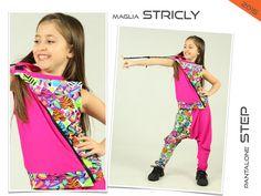 STRICLY - STEP costume danza saggio