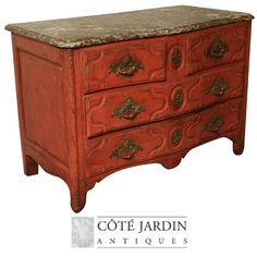 Painted Provence Furniture, French Provence, French Provincial, Louis XV  Furniture, French Style