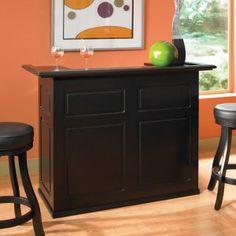 Coaster Fine Furniture 50.75-In X 41-In Metal Half-Moon Bar 101066 ...