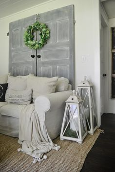 Lanterns, Changing Living Room, & A New Hashtag -