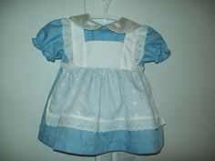 Infant Alice in Wonderland Dress Costume Halloween Newborn to 18 months--4 Week Wait