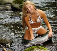 Women Fishing