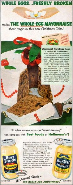 Economical recipe from the #1940s.holidays