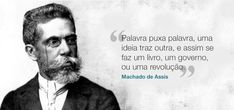 5 faces ocultas de Machado de Assis | Estante Virtual Blog Katherine Mansfield, Wisdom Quotes, Insight, Thoughts, Words, Inspiration, Dyi, Nice, Blog