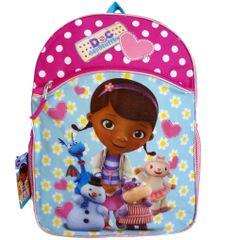 Doc McStuffins School Backpack Children Kids