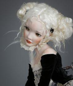 Sophia. Art doll by Alisa Filippova