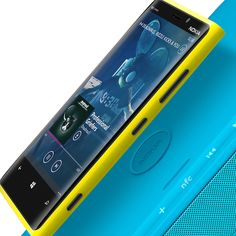 Style and sound in harmony with the JBL PowerUp wireless charging speaker for Nokia.
