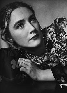 "saoirseronandaily: """"Saoirse Ronan for 'Palm Springs Film Festival' Portraits (2016) "" """