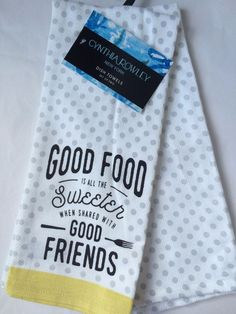 Charming New Cynthia Rowley Set Of 2 Kitchen Towels 100% Cotton London UK Theme  $14.99 Cynthia Rowley | Cynthia Rowley | Pinterest | Towels And Kitchens