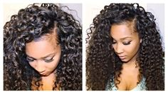 awesome HowTo Blend Your Hair With Big Curly Extensions - Black Hair Information Community